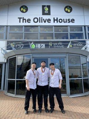 Entier Culinary Team