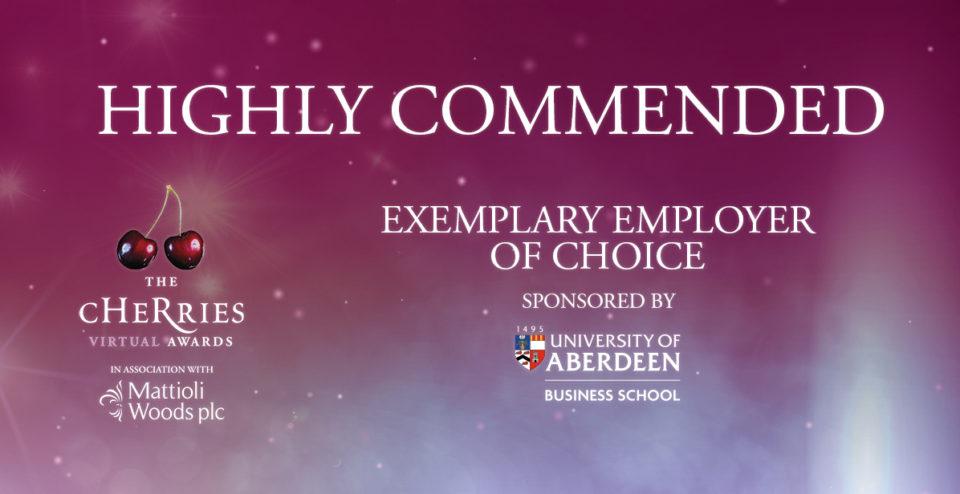 cHeRries Awards 2021